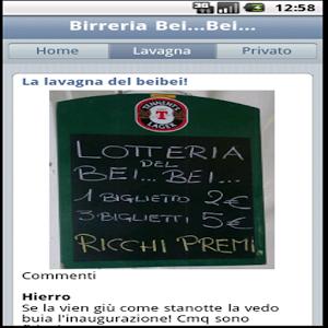 Birreria Bei Bei Firenze