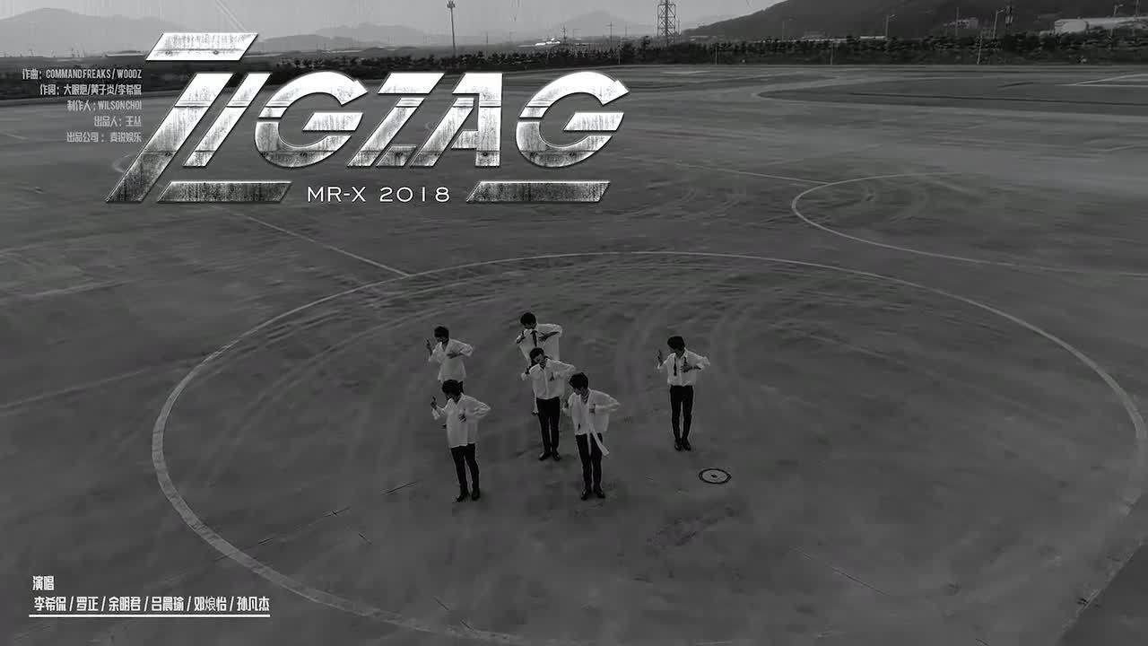 MR-X - ZIGZAG