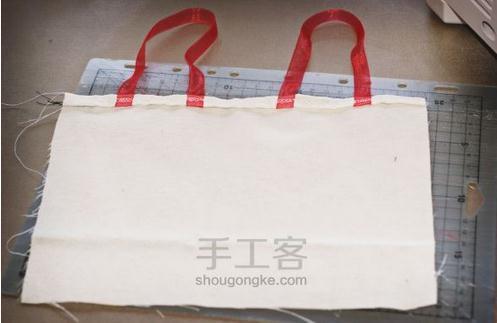 纸袋动物手工制作裁剪图
