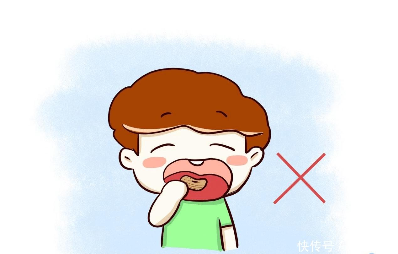 娃不到3岁最好别吃这些食物,对身体没好处,别不当回事