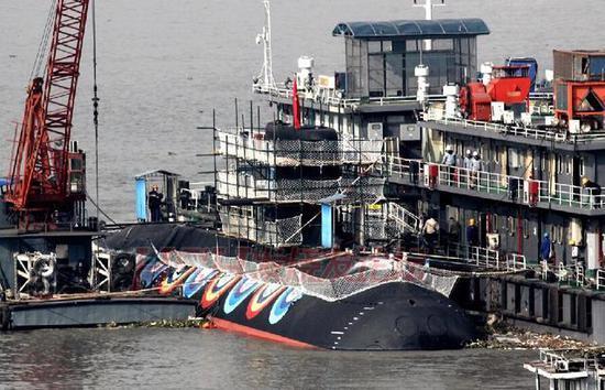 中国095型核潜艇用喷水推进 或追平美国海狼级 - 挥斥方遒 - 挥斥方遒的博客