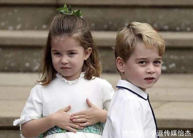 鬼马小王室,图片公主天后,这个五岁萌娃有包躁表烦情表情图片