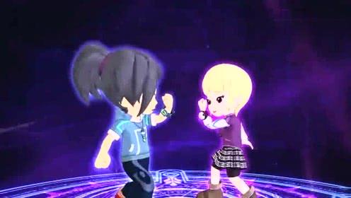 斗龙战士:老衲和伽索合体,使用双龙核强大的力量
