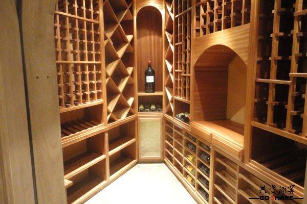 建筑设计师酒窖