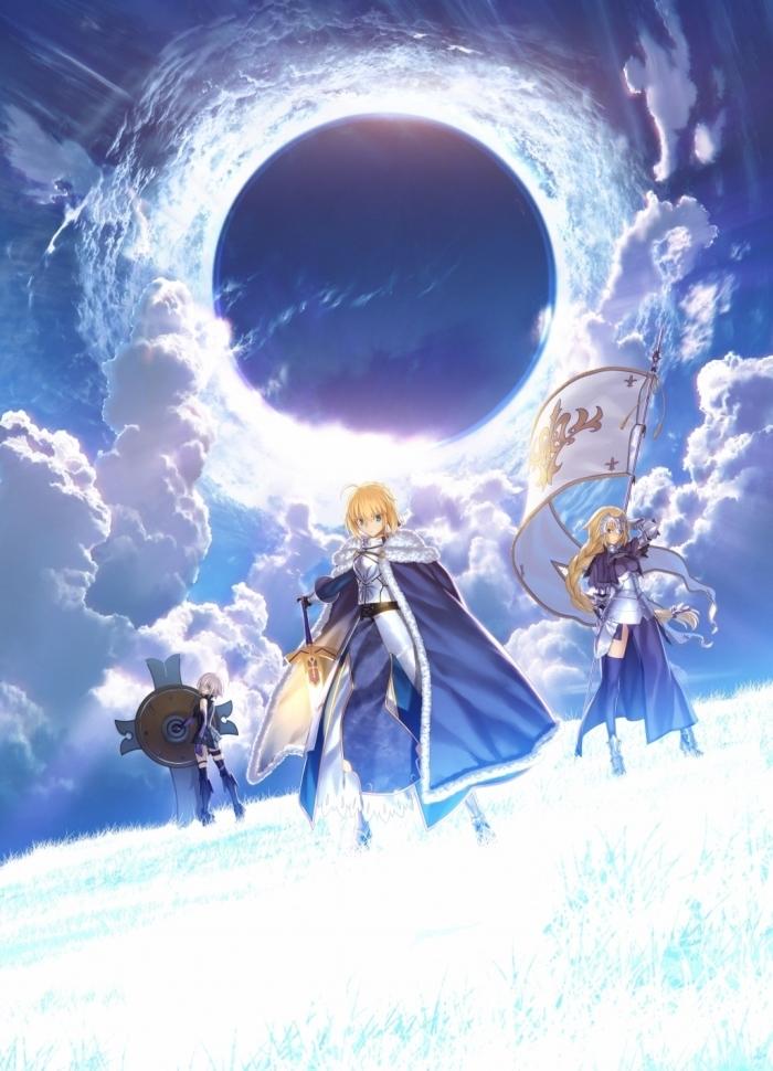 Fate stay night无限剑制动漫高清