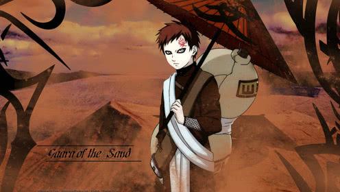 火影忍者博人传中我爱罗的儿子,长大可能会叛变是个不稳定的因素!