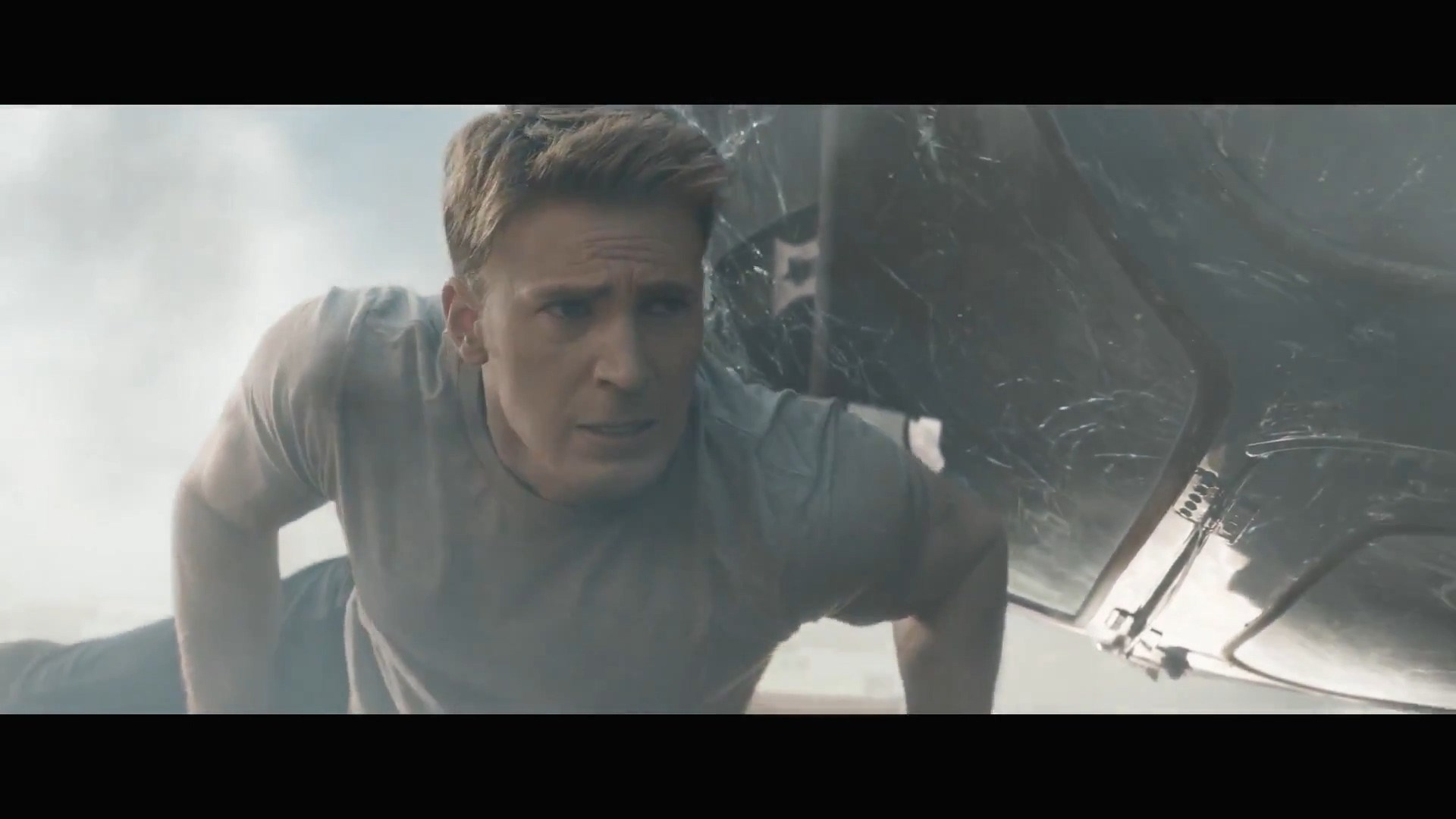 《美国队长3》新片段曝光