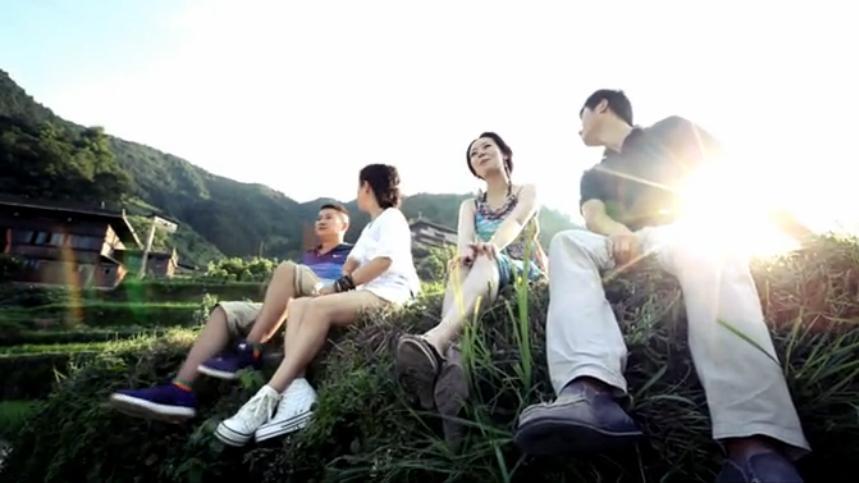 在西江这个风景如画,民风淳朴的苗族村寨里