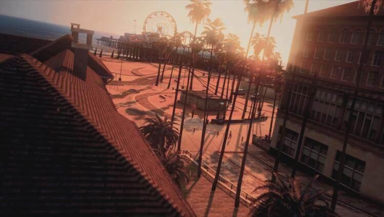 《GTA5》终极画质MOD公布