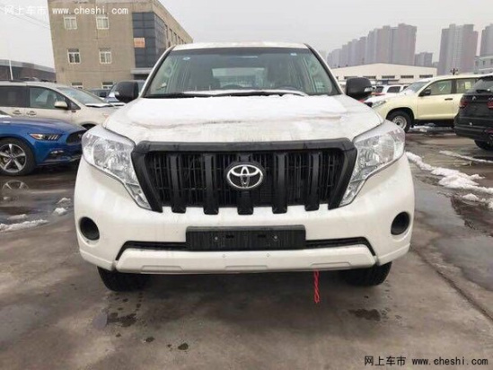 丰田霸道3000现车 柴油版普拉多优惠促销