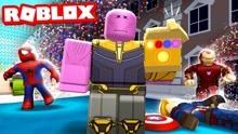 Roblox超能战争模拟器:超级技能大乱斗!获取无限手套!小格解说