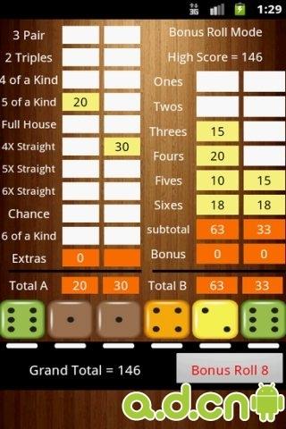 六面骰子截图1