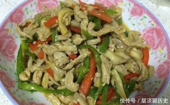 天天美食a美食药材:酱炒肉丝功效的做法菜谱猪腰汤平菇图片