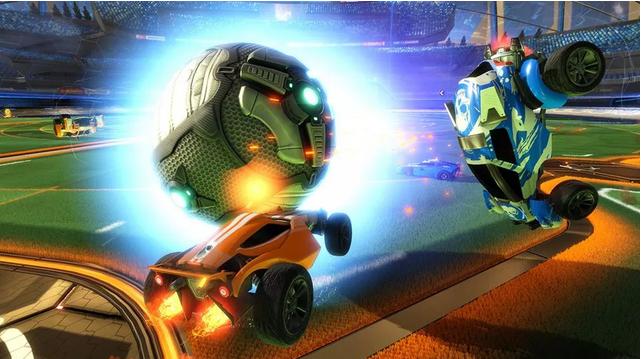 《火箭联盟》即将在twitch上举办电子竞技系列赛