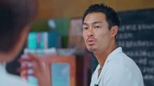 《一起深呼吸》乔雨倩不相信医院有鬼 可岛上的人多少有些迷信