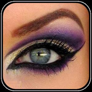 眼部化妆步骤