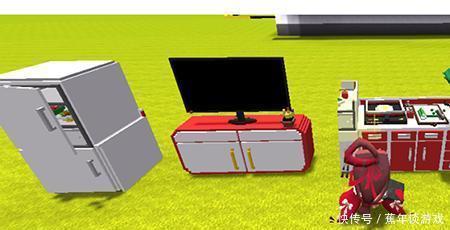 迷你世界:神奇新道具曝出,物品一秒缩小10倍,新玩法来了!