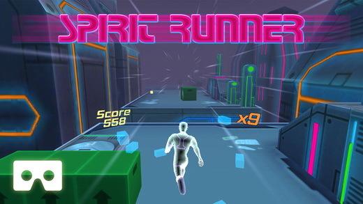 《Spirit Runner VR》含特殊VR内容