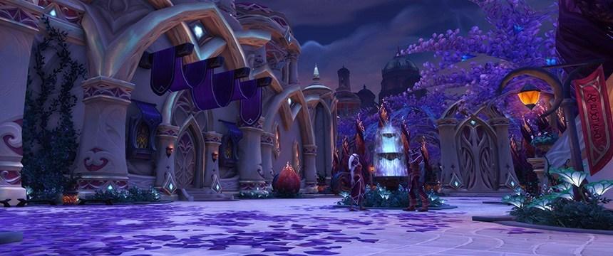 《魔兽世界7.1重返卡拉赞预览