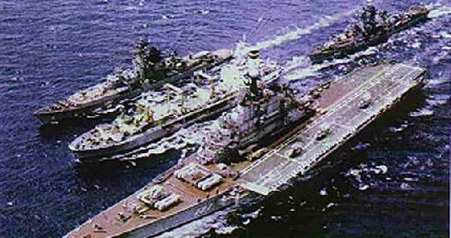 明斯克号航空母舰