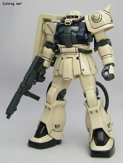 H107联邦军扎古2F2