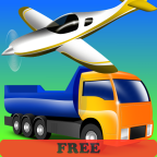 幼儿学画车VehiclesforToddlers