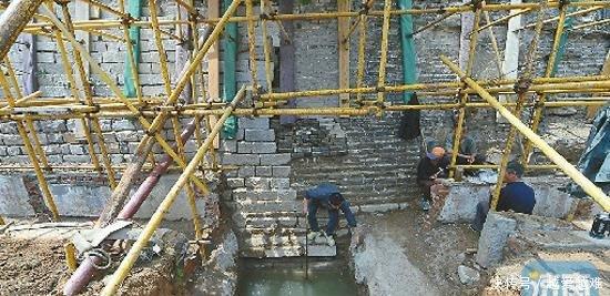 济南安居网|济南现存古城墙修缮完成现在长这样在这
