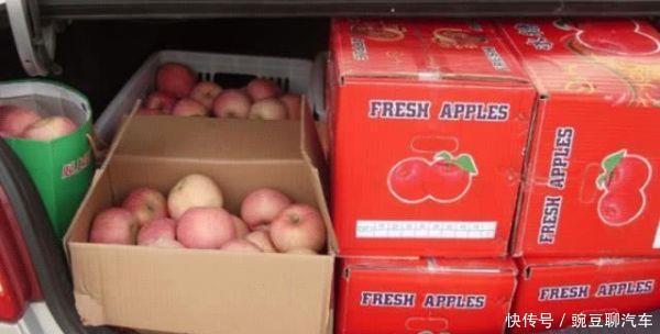 后备箱只装了三箱苹果就被罚200?车主我要这车有何用?