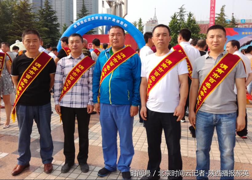 江风年在接受记者采访时表示,她对渭南经开区的巨大变化感到惊喜,未来