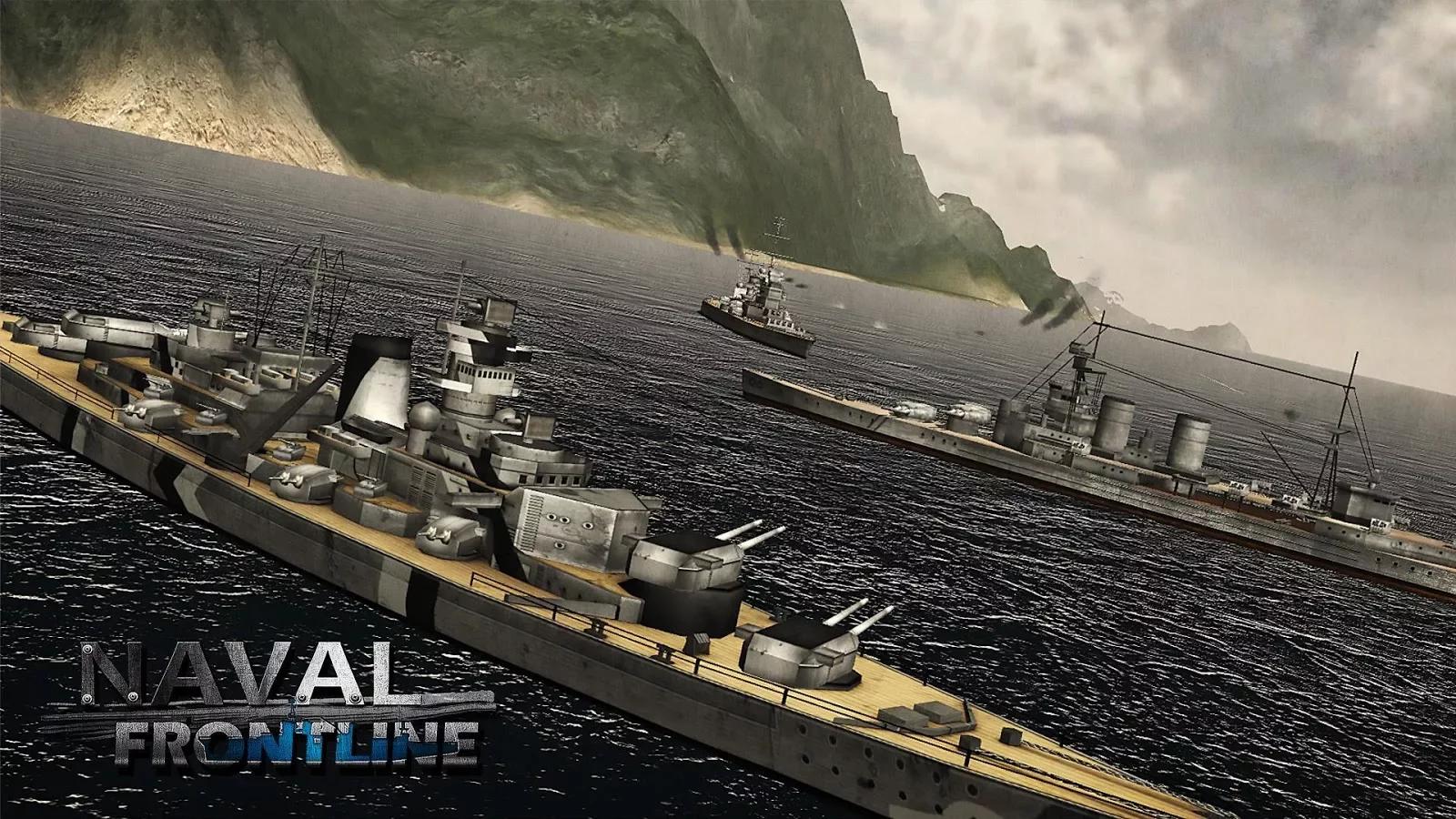海军最前线 : 意军奇袭截图11
