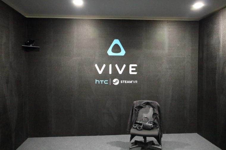 HTC Vive定位器怎么放?安装及设置教程