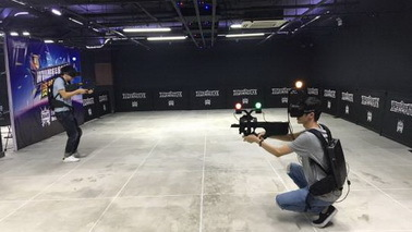e游杯WVA2016全球VR电竞大赛总决赛预选赛开赛