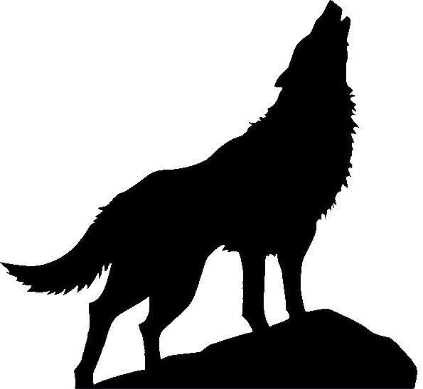 狼的可爱字体