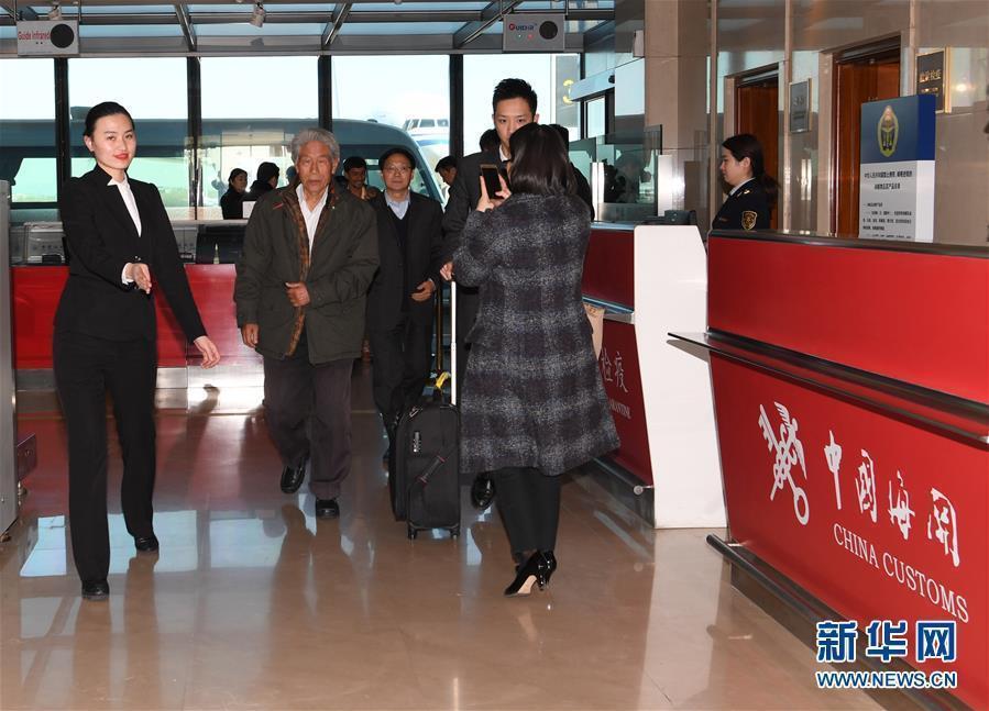 【转】北京时间       滞留印度54年的老兵王琪顺利抵达北京 - 妙康居士 - 妙康居士~晴樵雪读的博客