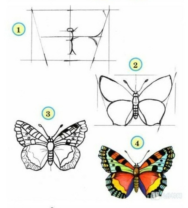 """教你如何画蝴蝶的简笔画(图3)  教你如何画蝴蝶的简笔画(图7)  教你如何画蝴蝶的简笔画(图11)  教你如何画蝴蝶的简笔画(图15)  教你如何画蝴蝶的简笔画(图17)  教你如何画蝴蝶的简笔画(图20) 为了解决用户可能碰到关于""""教你如何画蝴蝶的简笔画""""相关的问题,突袭网经过收集整理为用户提供相关的解决办法,请注意,解决办法仅供参考,不代表?#23601;?#21516;意其意见,如有任何问题请与?#23601;?#32852;系。"""