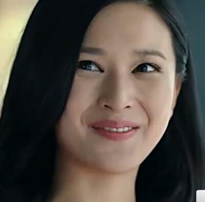 蘑菇街广告女主角