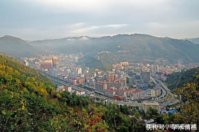 陕西正在退步的一座城市不是延安、西安,也不是宝鸡、咸阳!