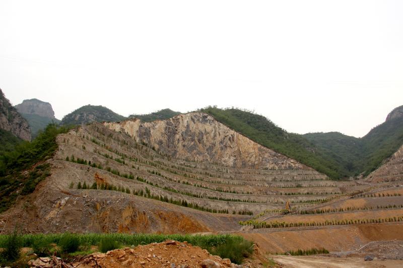 涉县加强矿山治理效果显著