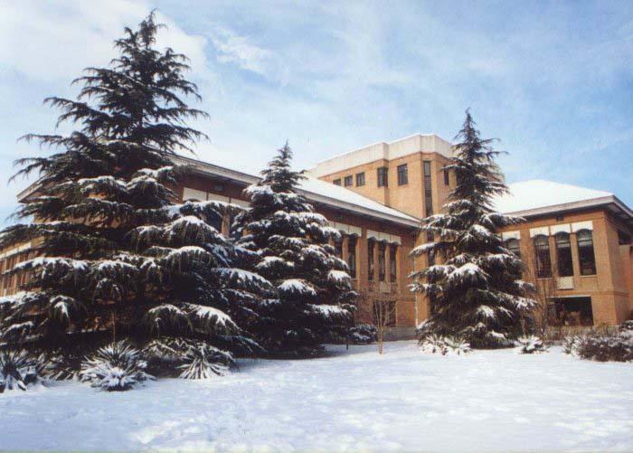 清华大学图书馆