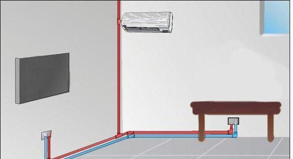 家明线布线走向电路图