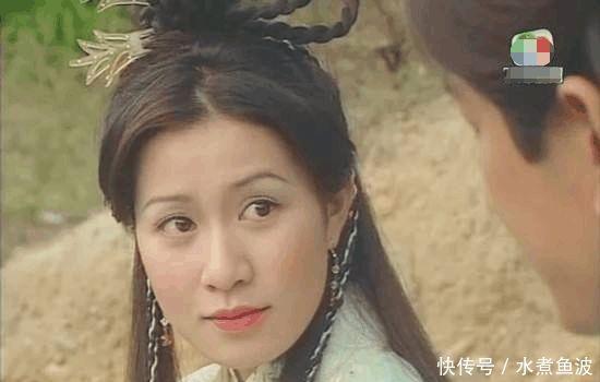 5版不同的周芷若,最美的不是高圆圆,而是她连金庸都称赞的她
