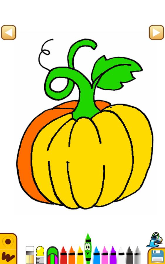 快乐的学习上色图画…小动物,鱼,昆虫,家用电器,家具,汽车,飞机,水果
