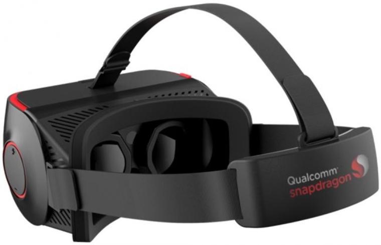 高通VR820评测 完美的无线VR一体机试玩体验