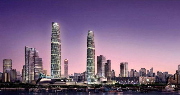 在广州有什么代表性建筑物的图片