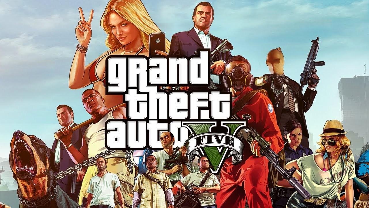 《GTA5》线上模式更新曝光