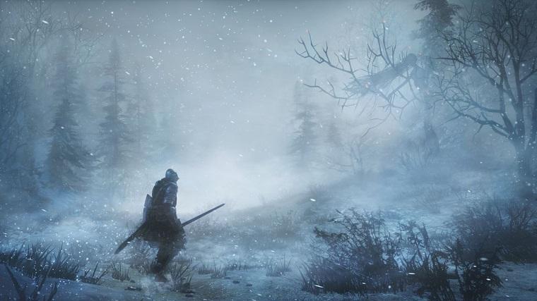《黑暗之魂3》游戏画面