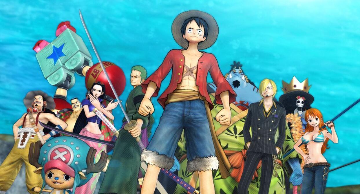 《海贼无双3》国行版8月9日发售