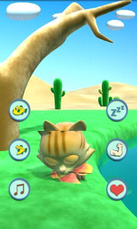 会说话的猫 Talking Cat截图3