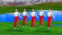 网红歌曲广场舞《叹这一生》时尚舞步,好听好看附教学