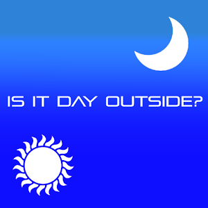 Is it Day Outside?